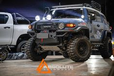 Always better the second time, as this FJ got bored of its first setup. Its about time to step up the notch here at Abso. Fj Cruiser Off Road, Fj Cruiser Mods, Fj Cruiser Forum, Toyota Cruiser, Custom Fj Cruiser, Fj Cruiser Accessories, Overland Truck, Toyota Trucks, Expedition Vehicle