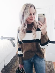 70's trend Sweater by AndreaClare