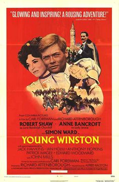 YOUNG WINSTON (1972) - Winston Churchill in the Boer War