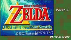 Zelda Link To the Past   Parte 8 DarkWorld