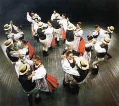 Hungarian Dance, Folk Dance, Croatia, Content, Painting, Art, Art Background, Painting Art, Kunst