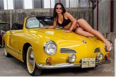 Volkswagen – One Stop Classic Car News & Tips Classy Cars, Sexy Cars, Hot Cars, Volkswagen Karmann Ghia, Trucks And Girls, Car Girls, Vw Bus, Ferdinand Porsche, Carros Vw