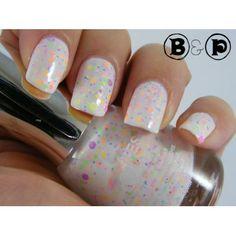 Yes Love, Neon Glitter, G12 1.95€ sur www.bullesetpaillettes.com