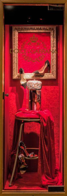 https://flic.kr/p/AAh7wi | Fashion Designer Windows 2015 | Visual Merchandising Arts, School of Fashion at Seneca College