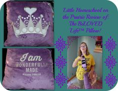 Little Homeschool on the Prairie: The Beloved Life, Princess Pillow Review & Giveawa...
