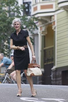 Shirt dress from Style at a certain age