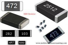 SMD Resistor – Surface Mount Chip Resistor Guide