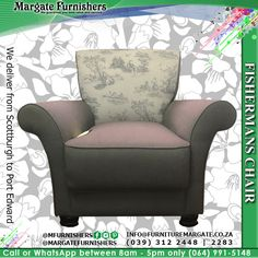 Nothing beats sitting in your favourite chair after a long day's work. At an affordable price, this is a must-have item to any lounge or TV room.