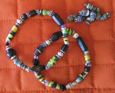 Magazine Strips Bracelet