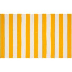 Safavieh Montauk Drake Striped Handcrafted Flatweave Rug, Multicolor