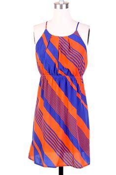The Colorful Gator, GVille, FL, Alberta Dress
