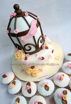 s ------- ------> Ponquecitos and Cake