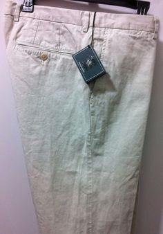 Kent & Curwen England Chic&beautiful luxury casual pants 36W/52  NWT$245+tax #kentcurwen #CasualPants