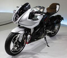 Suzuki Recursion Concept from Tokyo Motor Show 2013.