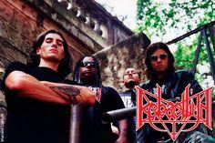 Resenha do Rock: Rebaelliun: banda anuncia parceria com a Lab6