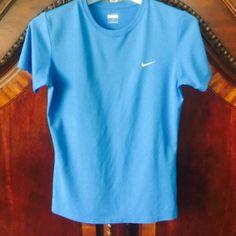 NIKE Very cute blue Nike Tops Tees - Short Sleeve
