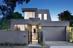Armadal architecture Residence Clean Design and Modern Simplicity: Residence Armadale in Australia