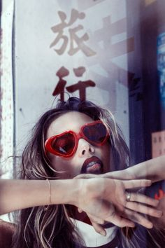 Behati Prinsloo by Hugh Lippe in So It Goes Magazine Issue 6