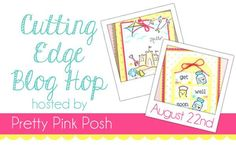 Nichol Spohr LLC: Pretty Pink Posh Cutting Edge Blog Hop (video)