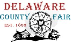 The Delaware County Fair - Join the fun from September 14-21, 2013!