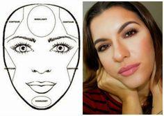 Rotina de pele para dias especiais #makeupbyritalopes #contour #highlight #blush #mac #blogger #makeupartist