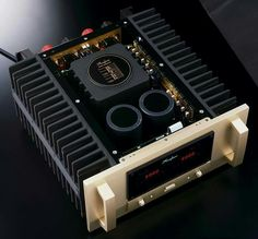 Accuphase A60 Class A power amp...