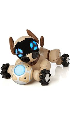 WowWee CHiP Robot Toy Dog - Chocolate - Amazon Exclusive Best Price