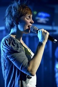 """Kim Walker-Smith of Jesus Culture --- One of my favorite worship leaders. """"Worship cannot be confined to a box. Worship is simply our connection to Him."""""""