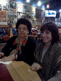 Mom and Elyse
