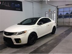 """Car - 2010 Kia FORTE KOUP SX 