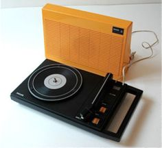 Philips 10022AF100 portable record player