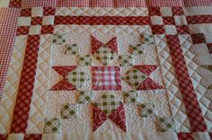 Hello Everyone,     A couple of us bloggers have been chatting about having a very low-key Country Charmer Quilt Along. Lesley The Cuddle Q...