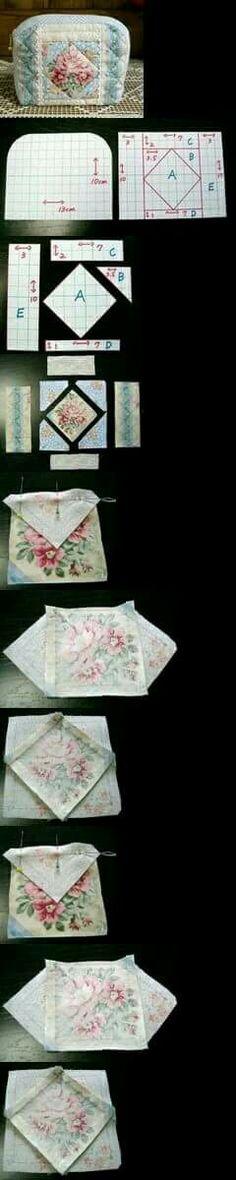 Sarung mesin jahit / sewing cover