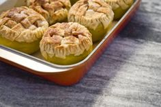 Individual Apple Pies from P. Allen Smith - True Le Creuset