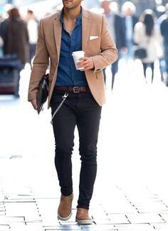 Men Fashion : Photo