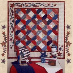 Quilts Etc!: Patriotic Quilts