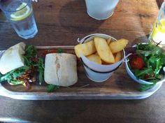 Grilled Chicken Ciabatta — at The Swan Hotel And Spa, Newby Bridge.