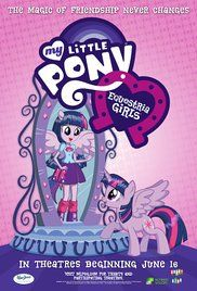 My Little Pony Equestria Girl Full Movie Free. Via a magic mirror, Twilight Sparkle travels into an alternate universe in order to recover a crown that was stolen from the Crystal Empire. Upon her arrival she is horrified to learn that she has turned into a human.