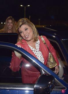 Terelu Campos estrena soltería con sus amigas