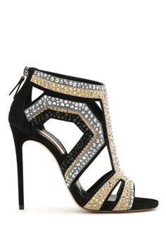 Wear a pair of these amazing shoes to your upcoming holiday party.
