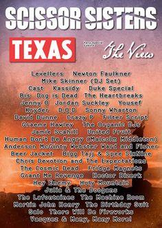 Wickerman 2012 was a good one. Wickerman Festival, Newton Faulkner, Mike Skinner, Flyers, Bands, It Cast, The Unit, Music, Musica