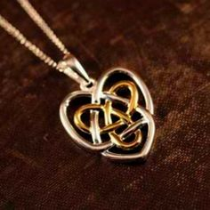 Celtic Sister Knot. Want this for my Sis & I.