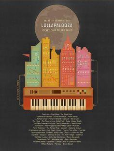 Lollapalooza 2013 por Leandro Pitz