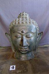 Alter Asia - Esculturas budistas de bronce