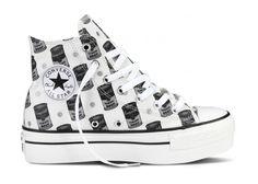 Andy Warhol x Converse Chuck Taylor All Star - EU Kicks: Sneaker Magazine Converse All Star, Cool Converse, Converse Chuck Taylor All Star, Chuck Taylor Sneakers, Converse Shoes, Vans, Andy Warhol, Ethnic Bag, Sneaker Magazine