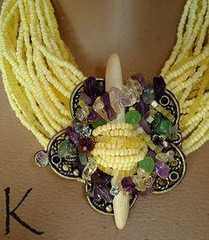 necklace 223det. by KirkaLovesJewels.deviantart.com on @DeviantArt