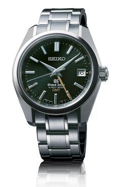 Why the new Limited Edition Grand Seiko Hi-Beat 36000 GMT Won the Petite Aiguill. Why the new Limited Edition Grand Seiko Hi-Beat 36000 GMT Won the Petite Aiguille Prize at the GPHG Bell Ross, Moda Hipster, Seiko 5 Sports, Limited Edition Watches, Omega Seamaster, Seiko Watches, Luxury Watches For Men, Cool Watches, Dream Watches