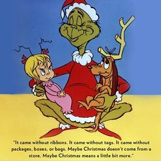 Grinch via simpleliving #Illustration #Grinch #Seuss
