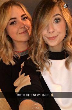 #zoe #poppy #brandnewhairdo Snapchat Zoella:officialzoella Poppy(Alfie's sister): poppydeyes Please go check them out Go to www.zoella.co.uk and also www.poppydeyes.co.uk Watch zoella and like and suscribe ❤️❤️❤️