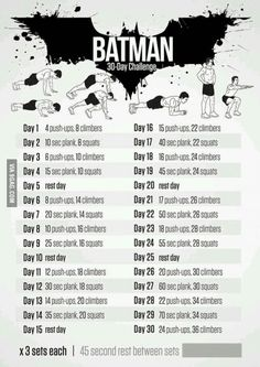 Am I going to become Batman after finishing this?